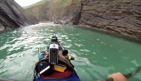 Sea Kayaking - Cornwall 2018 teaser.