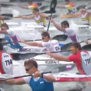 Canoe Kayak Sprint Motivation