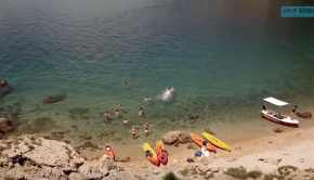 Sea Kayaking Split / Brela - Croatia
