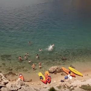 Sea Kayaking Split / Brela - Croatia