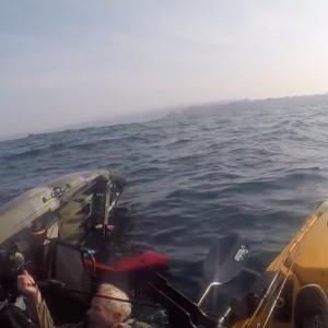 Kayaking Monterey ( Safety always first )