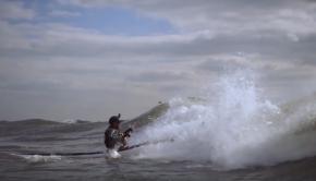 Dive Housing Test - Morning Kayak Surf Session - Kayak Hipster