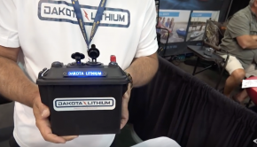 Kayak Fishing Battery | DAKOTA LITHIUM | Power Box