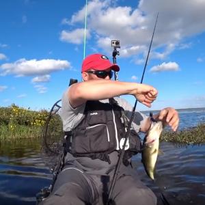 Bass Fishing - What a Bite Feels Like