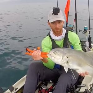 Kayak Fishing: Yellowfin Tuna, Wahoo & Big Jacks | #FieldTrips Panama
