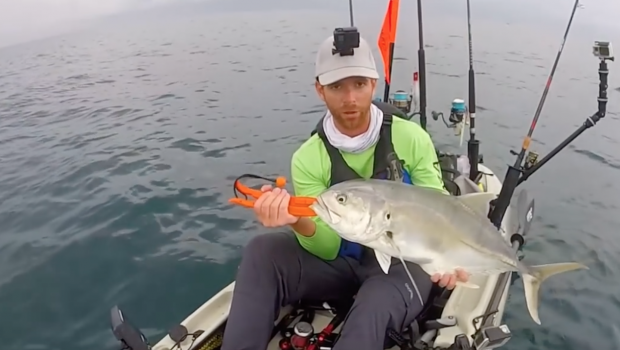 Kayak Fishing: Yellowfin Tuna, Wahoo & Big Jacks | #FieldTrips Panama