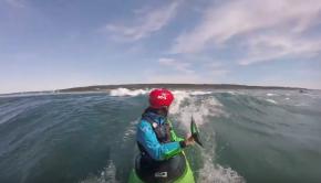 Coast to Coast   Sea Kayaking   2018 GoPro Highlight Reel