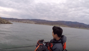 Craziest footage I have to date bass fishing