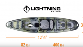 WALKTHROUGH: Lightning Kayaks Strike - Bow to Stern
