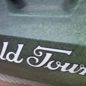 Old Town Topwater 10 5 Review - Pedaling Kayak!