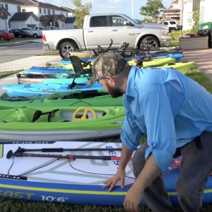 Unbelievable 2019 Kayak Fishing Fleet
