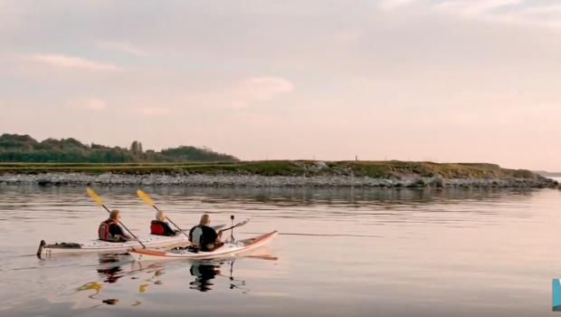 Top class kayaking in Fjord Norway - Kayak the fjords
