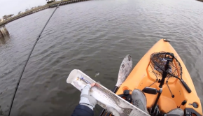 Piscifun Torrent Review, Cold Weather Kayak Fishing