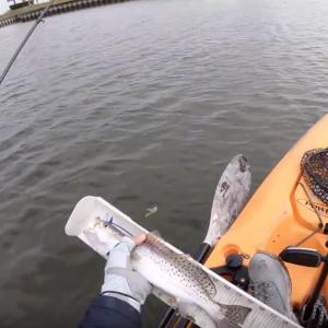 Piscifun Torrent Review, Cold Weather Kayak Fishing