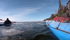 Kayaking in Alaska with UnCruise Adventures