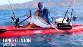 Offshore Kayak Fishing World Championship - Part 1