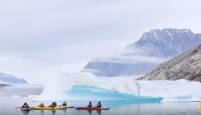 Greenland by Kayak: An Immersive Wilderness Experience