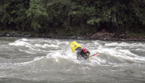 How to Wave Wheel [Whitewater Kayak Tutorial]