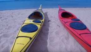 Plastic VS Composite Touring / Sea Kayaks
