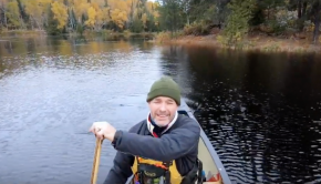 7 Days On The Spanish Part 1 - Late fall canoe trip down the Spanish River
