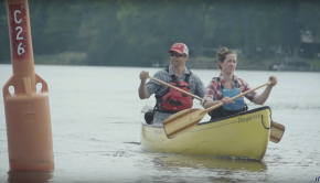 Tandem Canoe, how to,