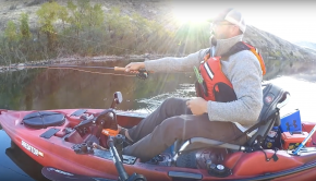 Kayak Fly Fishing: Tactics and Tips for Trout