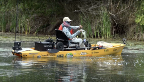 Hobie Outdoor Adventures: Epic Kayak Bass Fishing in Southern Georgia (S7E4)