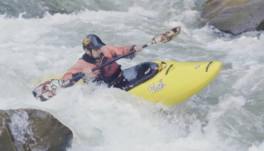 Aesthetic Side of White Water Kayaking (Entry #27 Short Film of the Year Awards 2019)