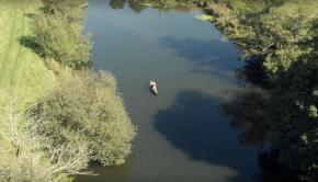 Easy canoe day trip