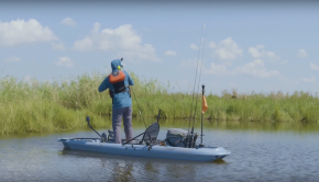 Louisiana Kayak Fishing