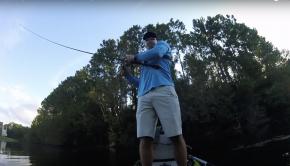 kayak fishing illegal
