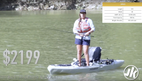 Best Fishing Kayaks Under $2000