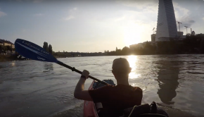 mission by sea kayak