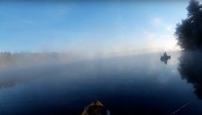 Kayak Fishing Lake Welsh