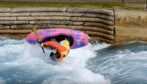Whitewater Kayaking Patrick Kyle