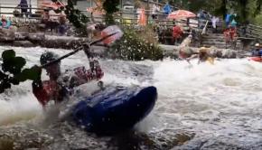 Tryweryn Kayaking Trip 2019