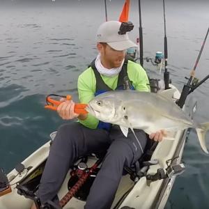 Kayak Fishing: Yellowfin Tuna, Wahoo & Big Jacks   #FieldTrips Panama