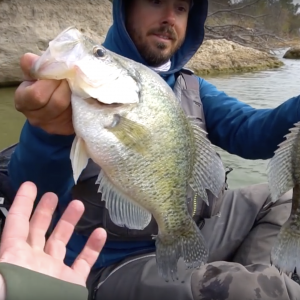 How To Catch & Cook CRAPPIE