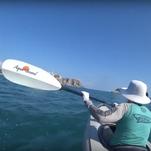 Thailand sea kayaking expedition in Neris Smart Pro