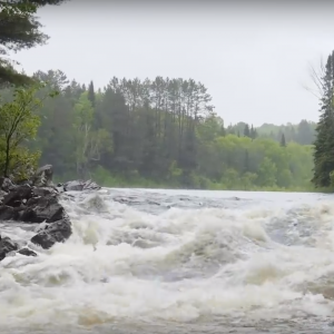 Five Days canoeing trip on the Magnetawan River - Ep1