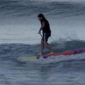 Dogman's Longboard SUP Revolutions
