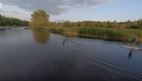 5k 360° - Estonia Standup Paddle Boarding video