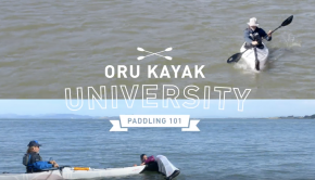 Oru Kayak How To: Kayaking Self Rescue