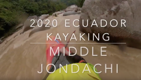 2020 Middle Jondachi Kayaking
