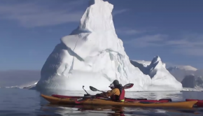 Sea Kayak in Anatarctica
