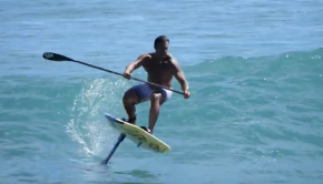 Go Foil SUP Foiling on Oahu