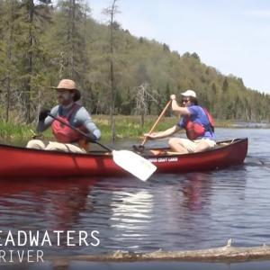 First Descent: Upper Hollow River Canoe Trip