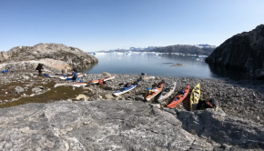 Kayak Expedition - East Greenland (Part 2)