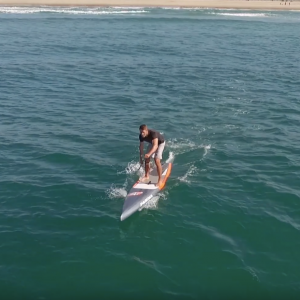 Stand Up Paddleboard Stance and Body Positioning