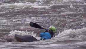 Whirlpool Mission (Kayaking Giant Whirlpools)